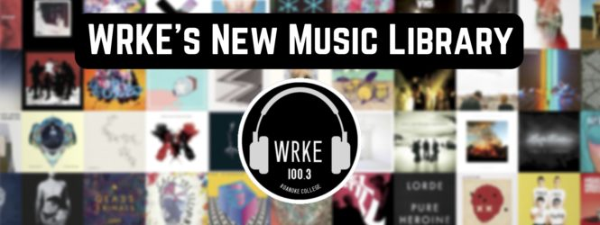 WRKE Releases Updated Music Library